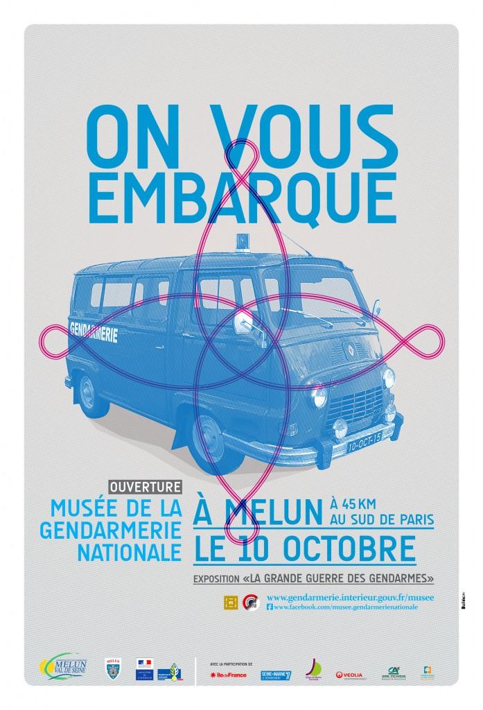 Affiche_Museegendarmerienationale_affiche
