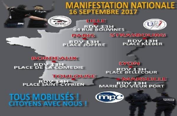 FEMMES DES FORCES DE L'ORDRE