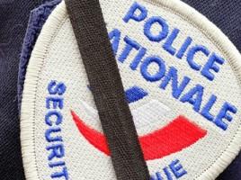 Police deuil