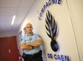 Cdt Le Bars gendarmerie