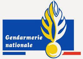 pistolet factice gendarmerie