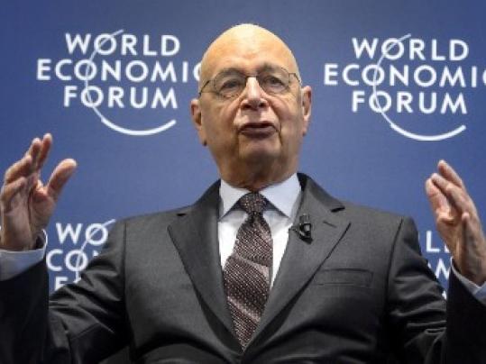 Le mondialiste Klaus Schwab : Le monde ne reviendra « jamais » à la normale après le COVID