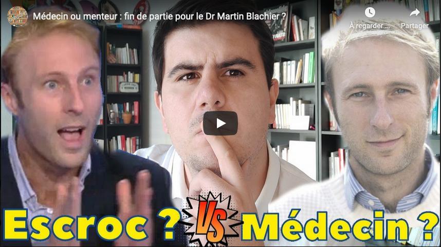 Médecin ou menteur : fin de partie pour le Dr Martin Blachier ?