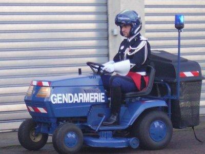 voiture gedarmerie