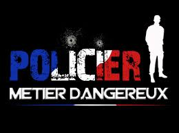 policier dangereux