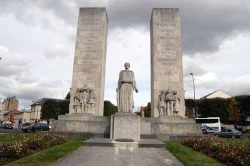 monument versailles
