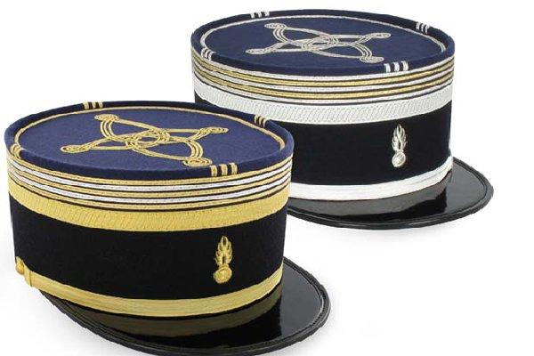 Képis officiers