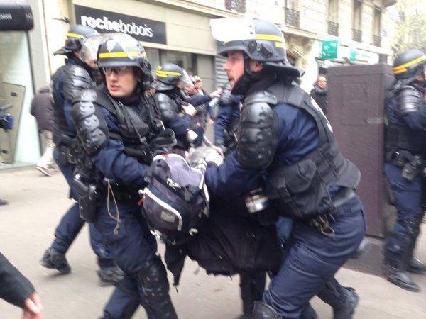 Policier blessé3