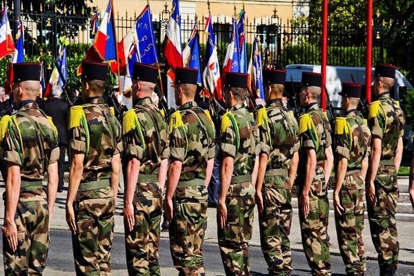 Le Mans : Soldat francais