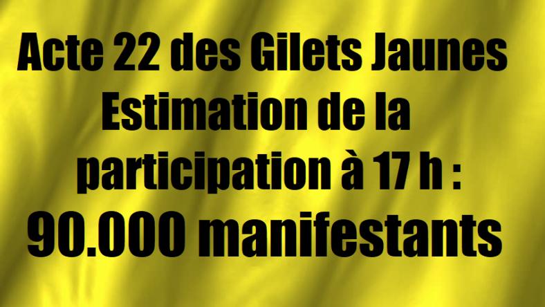 acte-22-gilets-jaunes-estimation-de-la-participation