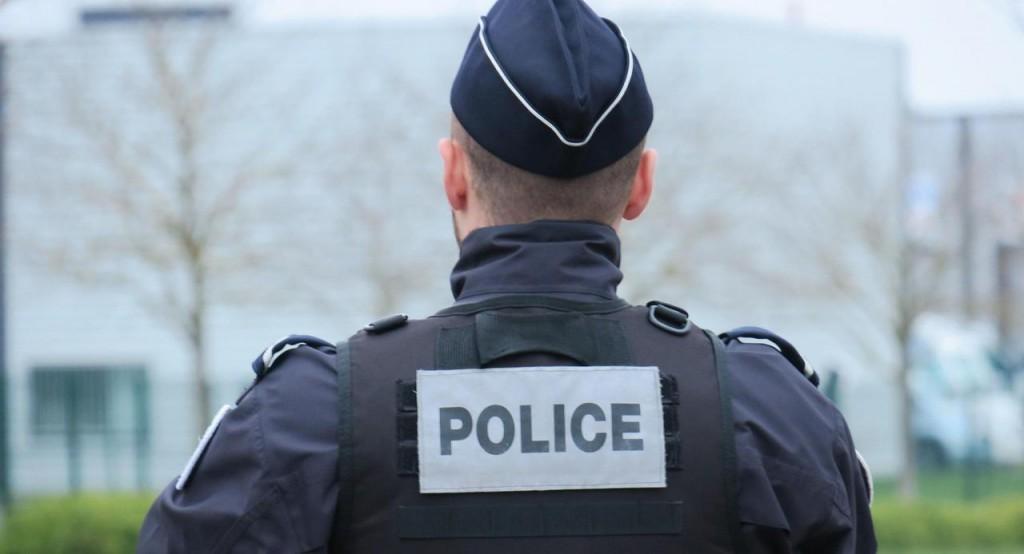 Policier Oise illustration