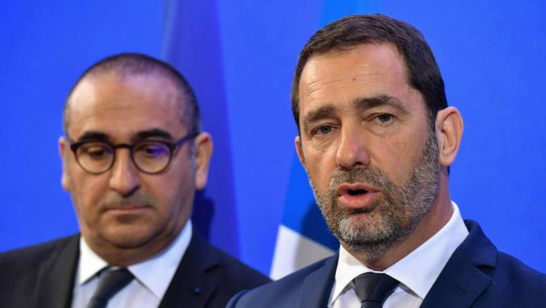FRANCE-POLITICS-DEFENCE-POLICE