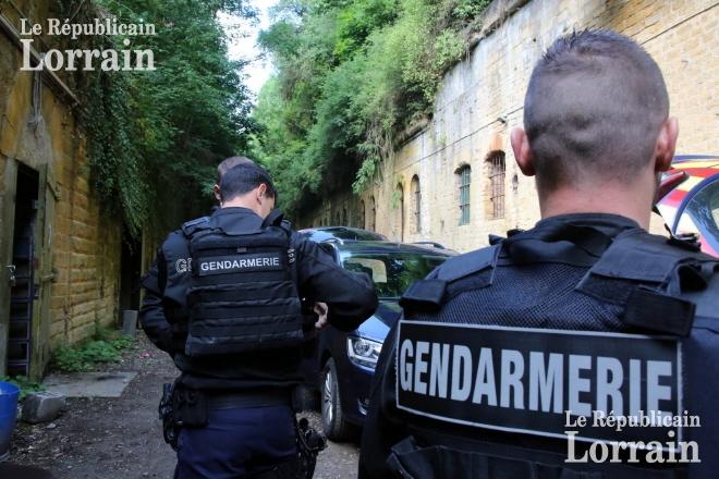 le-psig-peloton-d-intervention-de-la-gendarmerie-avait-du-etre-appele-en-renfort-mardi-matin-a-bitche-photo-rl-gilles-wirtz-1559152120