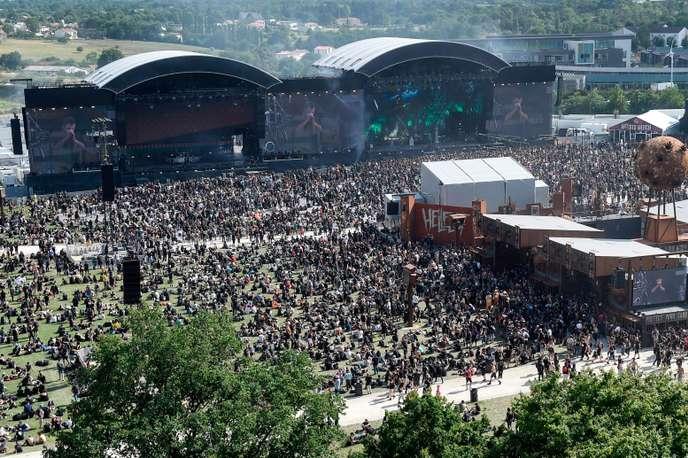 FRANCE-MUSIC-FESTIVAL-METAL-HELLFEST