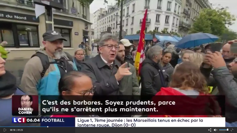 mc3a9lenchon-policiers-police-nationale-barbares