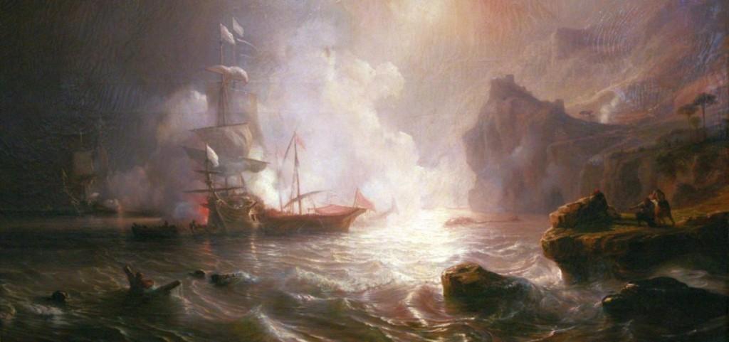 Théodore_Gudin-Combat_dun_vaisseau_français_et_de_deux_galeres_b-arbaresques_mg_5061-1275x600