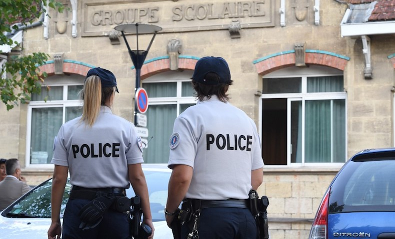 FRANCE-EDUCATION-SCHOOL-SECURITY