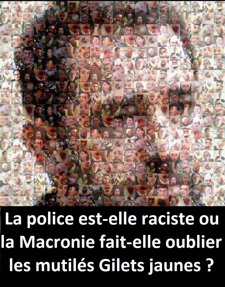police-raciste-gilets-jaunes-mutilc3a9s-castaner