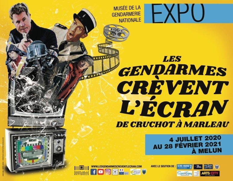EXPO-LES-GENDARMES-CREVENT-L-ECRAN