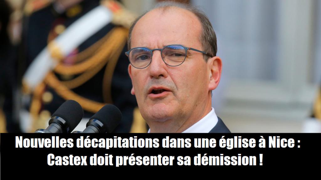 castex-demission-attentat-terroriste-nice-decapitation-police-justice-gendarmerie-douanes