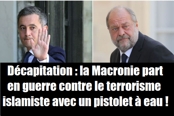 lutte-contre-le-terrorime-police-gendarmerie-douanes-justice-syndicat-darmanin-dupond-moretti