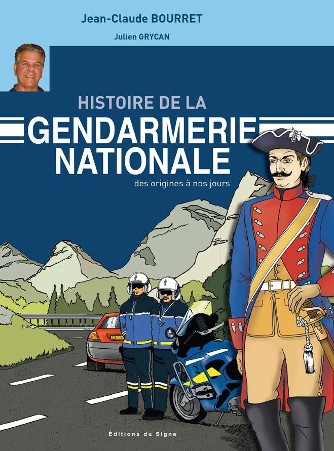 bd histoire la gendarmerie. Black Bedroom Furniture Sets. Home Design Ideas