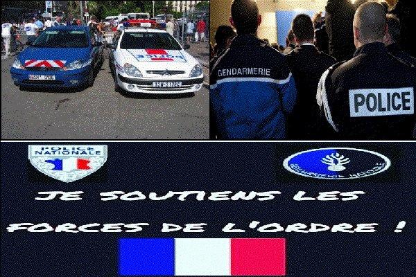 Police et Gendarmerie meme combat