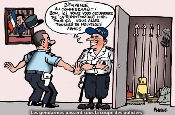 gendarmes-policiers