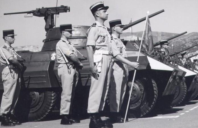 Prévôté ou Gend. Mob. Kebir 14.07.1965