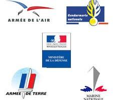 Logos des armées