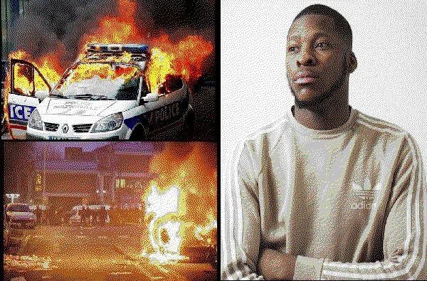 Police Theo 600