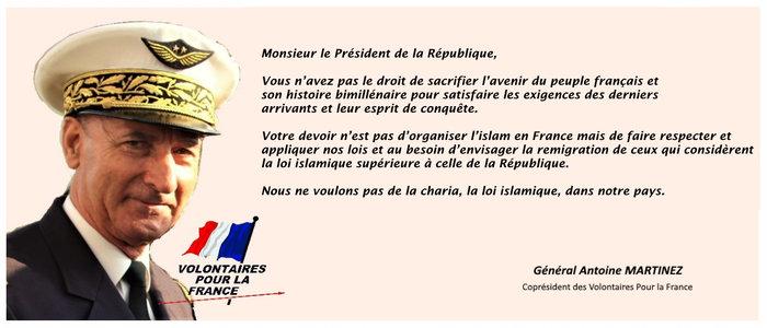 Macron lance la chasse aux généraux, coupables de vouloir sauver la France