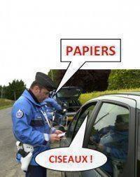 papiers politesse