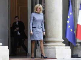 FRANCE-ROMANIA-DIPLOMACY