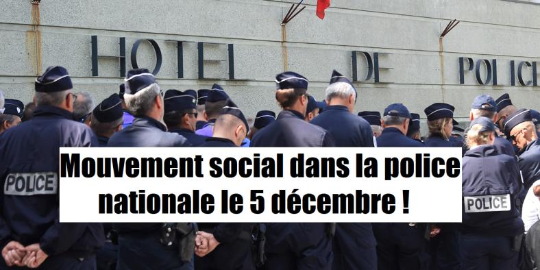mouvement-sociale-police-nationale-5-dc3a9cembre-2019-policiers-en-colc3a8re