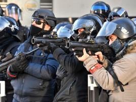 Violences-policières