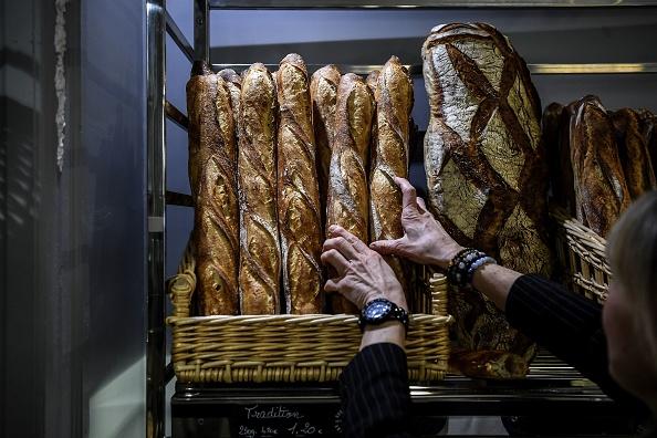 FRANCE-NUTRITION-BAGUETTE