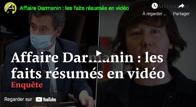 Affaire Darmanin : les faits résumés en vidéo