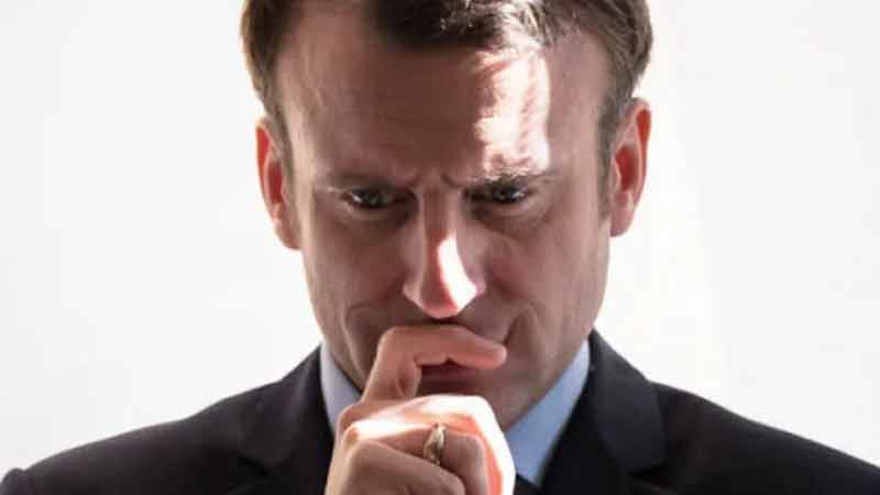 Macron promet la prison aux résidents qui font du shopping sans pass sanitaire