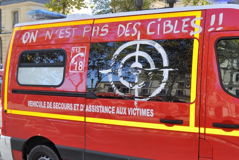 Collectif Pompiers Libres : Appel aux sapeurs-pompiers de France