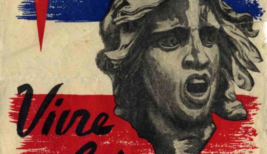 … Contre nous de la tyrannie, l'étendard sanglant est levé …
