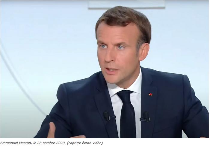 Emmanuel Macron souhaite un «contrôle indépendant» du travail des forces de l'ordre