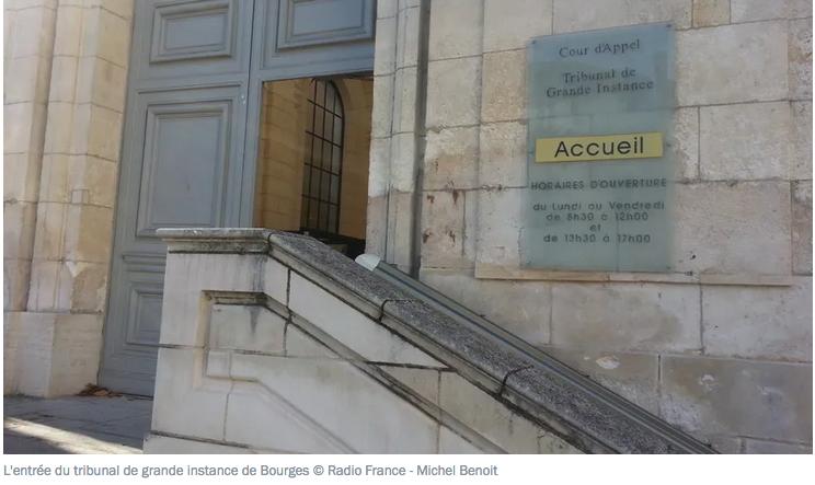 Argent sur Sauldre : un gendarme condamné pour avoir tenté de brûler sa brigade