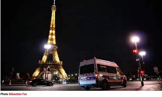 Paris : Des policiers victimes d'une tentative d'homicide. Un drame évité de justesse