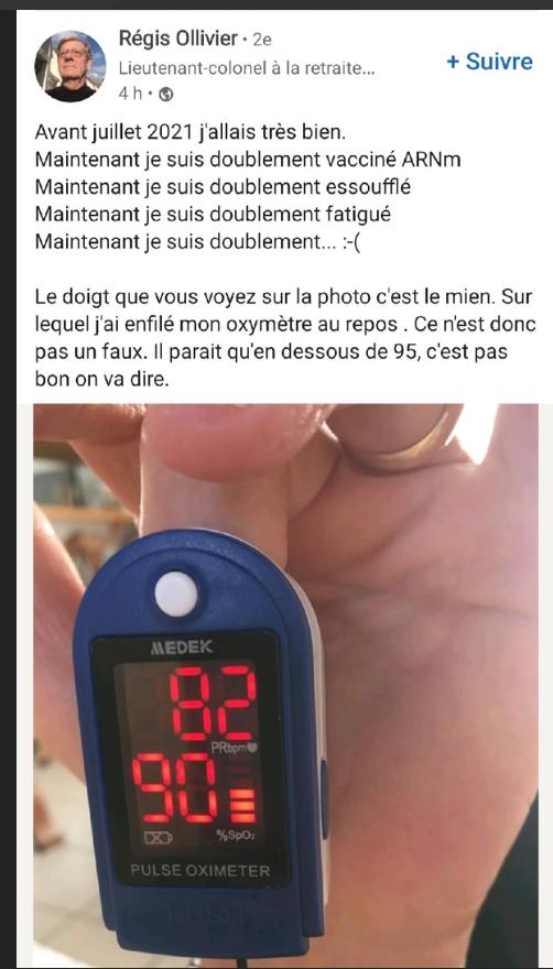 Cas concret : Capture d'écran du VK Nadine Touzeau.