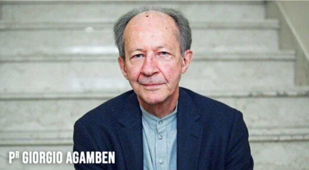 Le pass sanitaire est une monstruosité juridique selon le Pr Giorgio Agamben