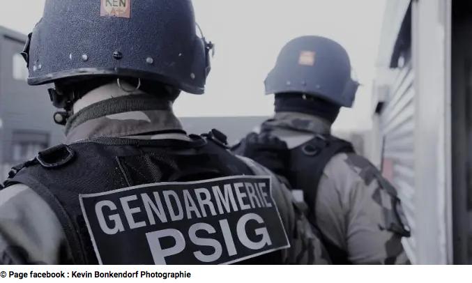 Landes : la gendarmerie organise un concours pour passer une heure avec le PSIG